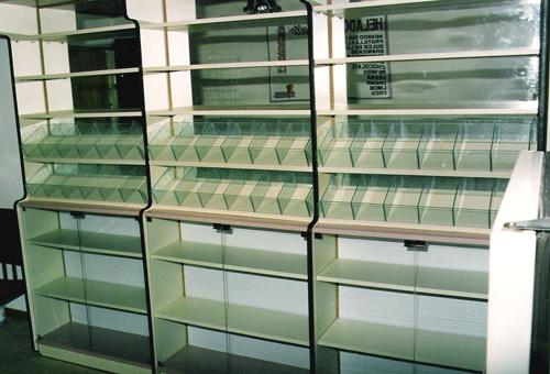 Muebles Especiales De Industrias Niza